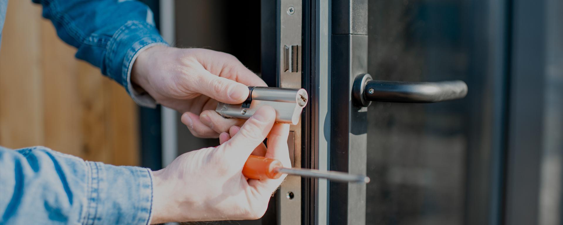 Repairing and replacing locks
